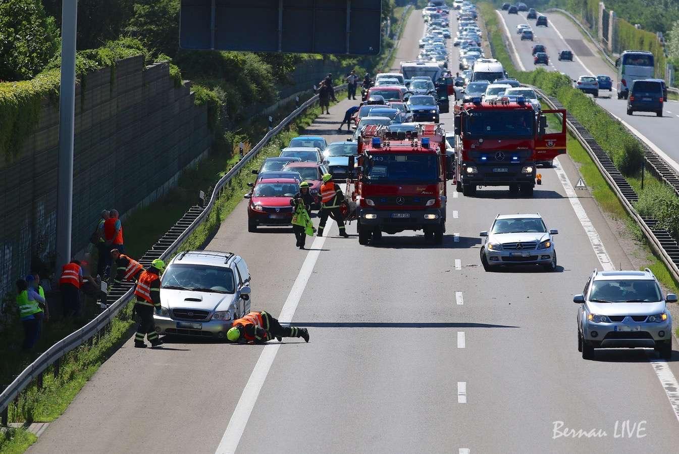 Verkehrsmeldung Aktuell
