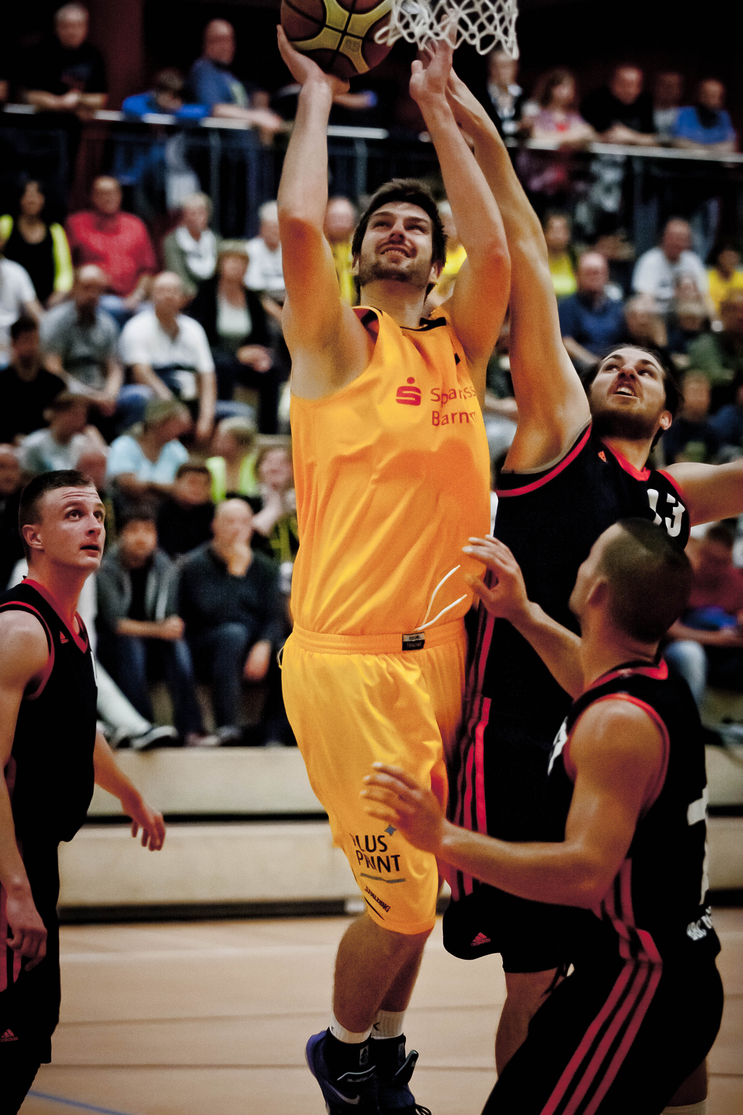 Basketball Lok Bernau dreht Spitzenspiel gegen Cuxhaven