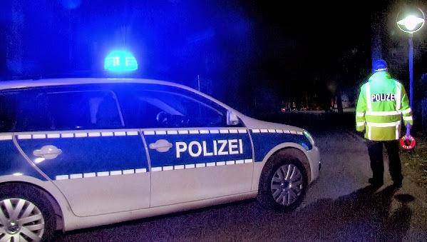 Bernau - Rüdnitz Polizei
