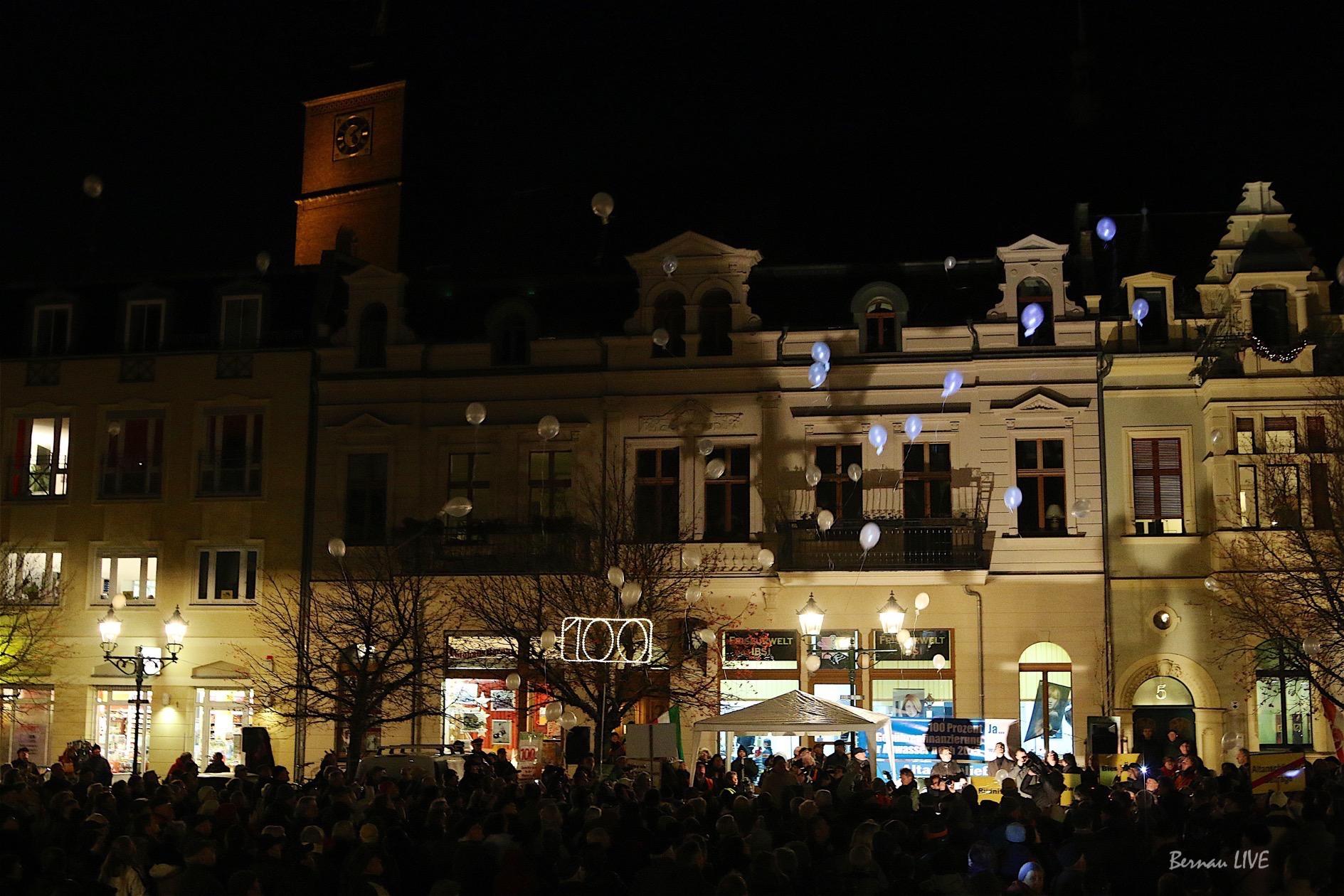 Altanschließer Bernau