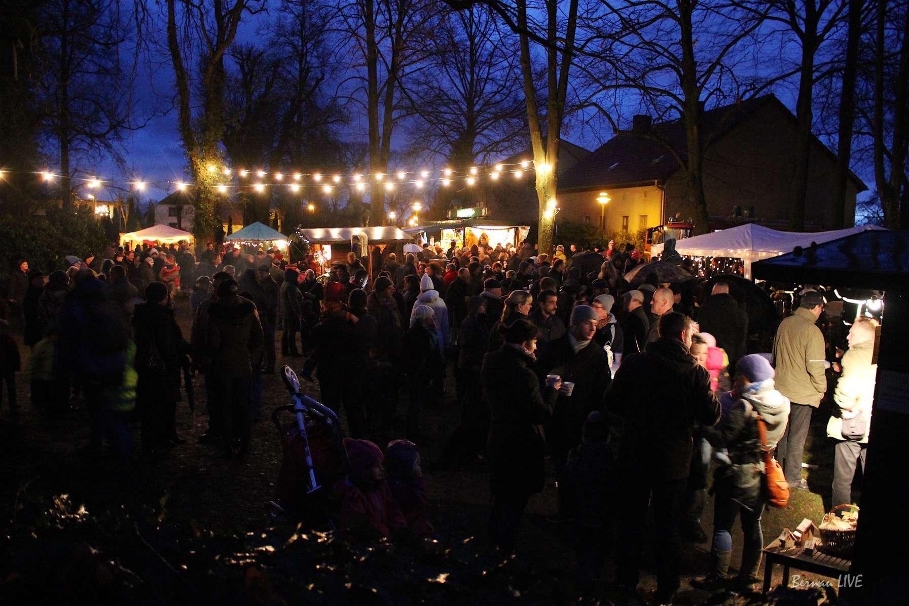 1 Advent Weihnachtsmarkt.Weihnachtsmarkt In Ladeburg Zum 1 Advent