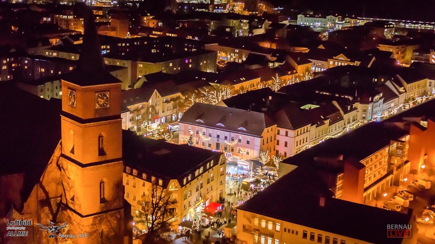 Wo Ist Weihnachtsmarkt Heute.Weihnachtsmarkt Bernau Heute Noch Bis 21 Uhr Geöffnet