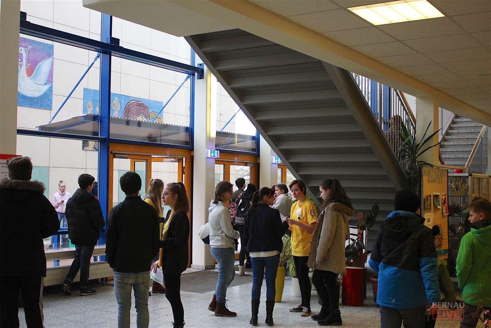 Schulen in Bernau luden zum Tag der offenen Tür ein