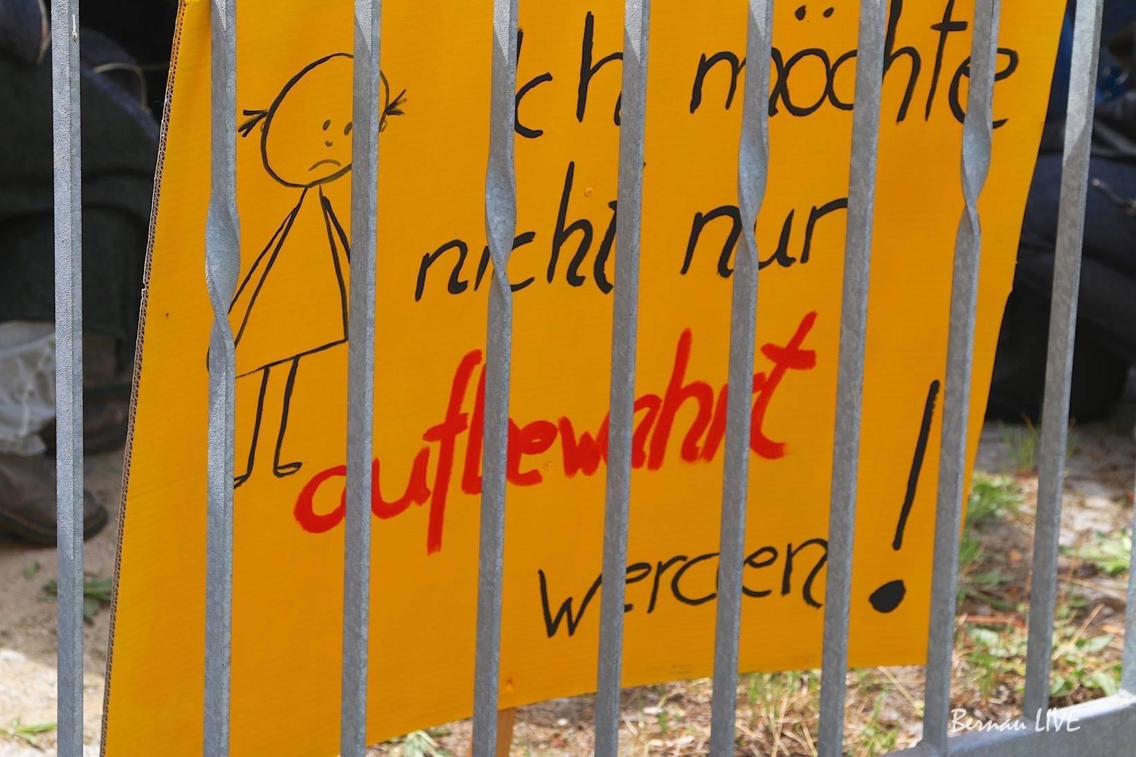 Bernau / Barnim: Kita –Streiks auch in kommender Woche