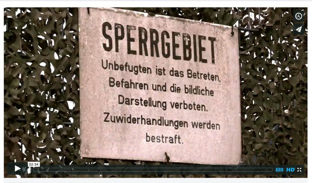 Bunker Ladeburg bietet am 30.05.2015 Führungen an