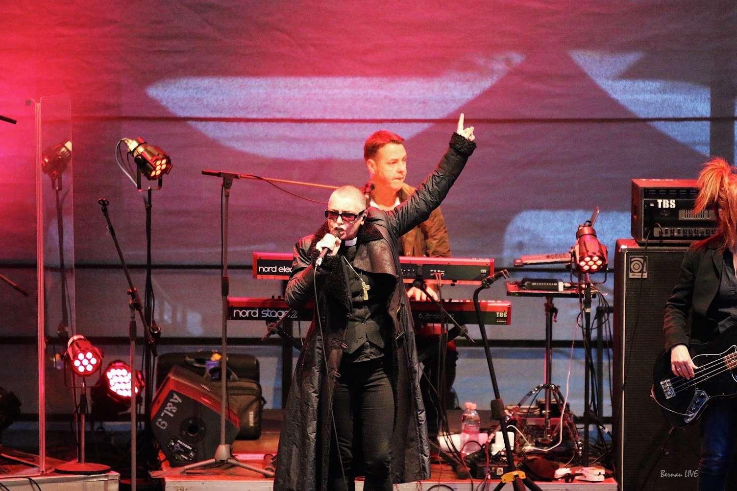Bernau: Sinéad O'Connor LIVE in der Waldbühne Lobetal