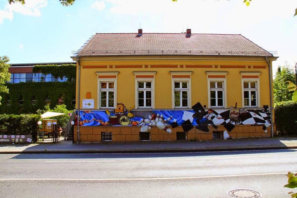 Bernau: Tag der offenen Tür im Freizeithaus Yellow