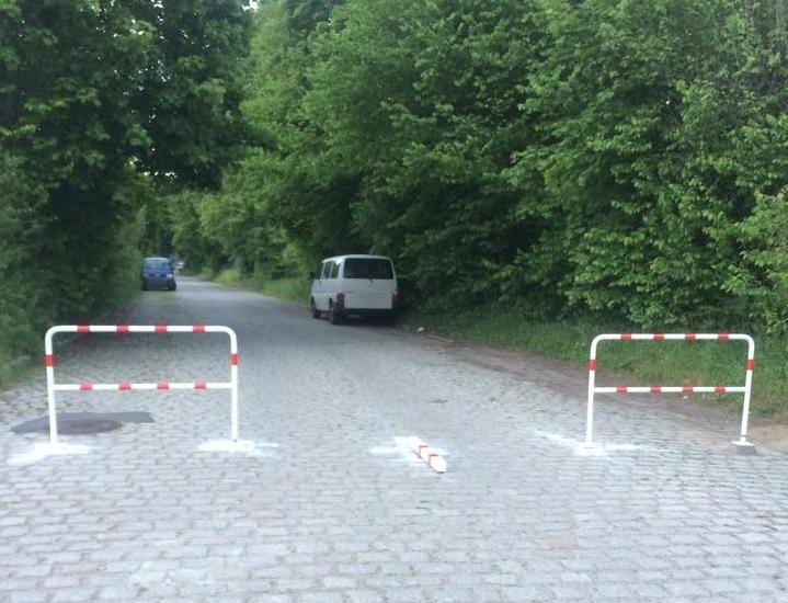 Photo of Bernau: Parken hinterm Bahnhof ab sofort nicht mehr möglich!