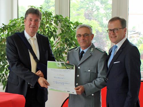 4.000 Euro für die Kindernachsorgeklinik Berlin-Brandenburg