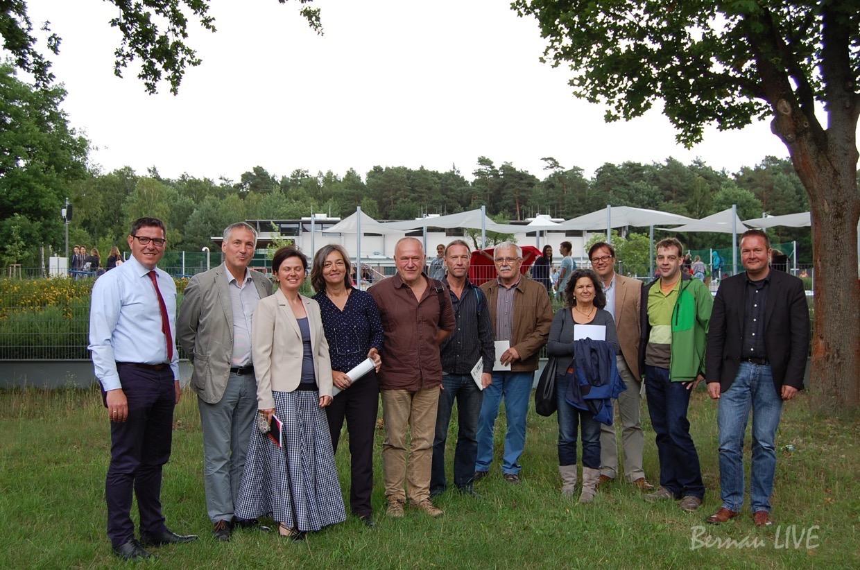 Bernau, Naturparkgemeinde, Barnim, Bernau bei Berlin