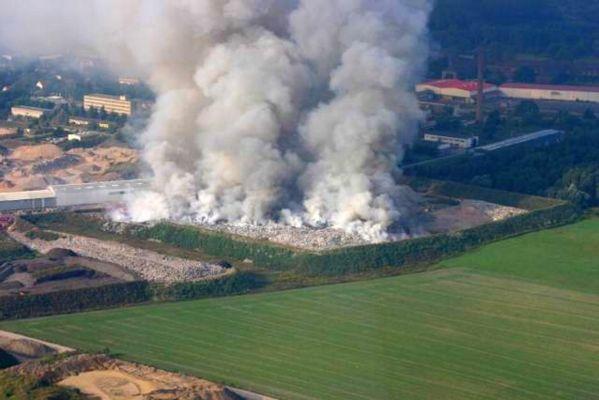 Bernau: Umweltsünderin verurteilt - Bleibt Bernau auf dem Müll und Kosten sitzen?