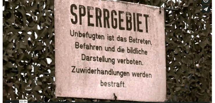 Barnim, Tag des offenen Denkmals, Bunker Ladeburg, Bernau bei Berlin, Bernau LIVE