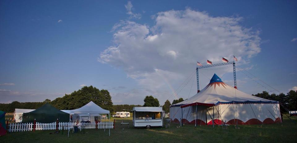 Circus Cabali, Zirkuscamp, Sommerferiencamp, Klosterfelde