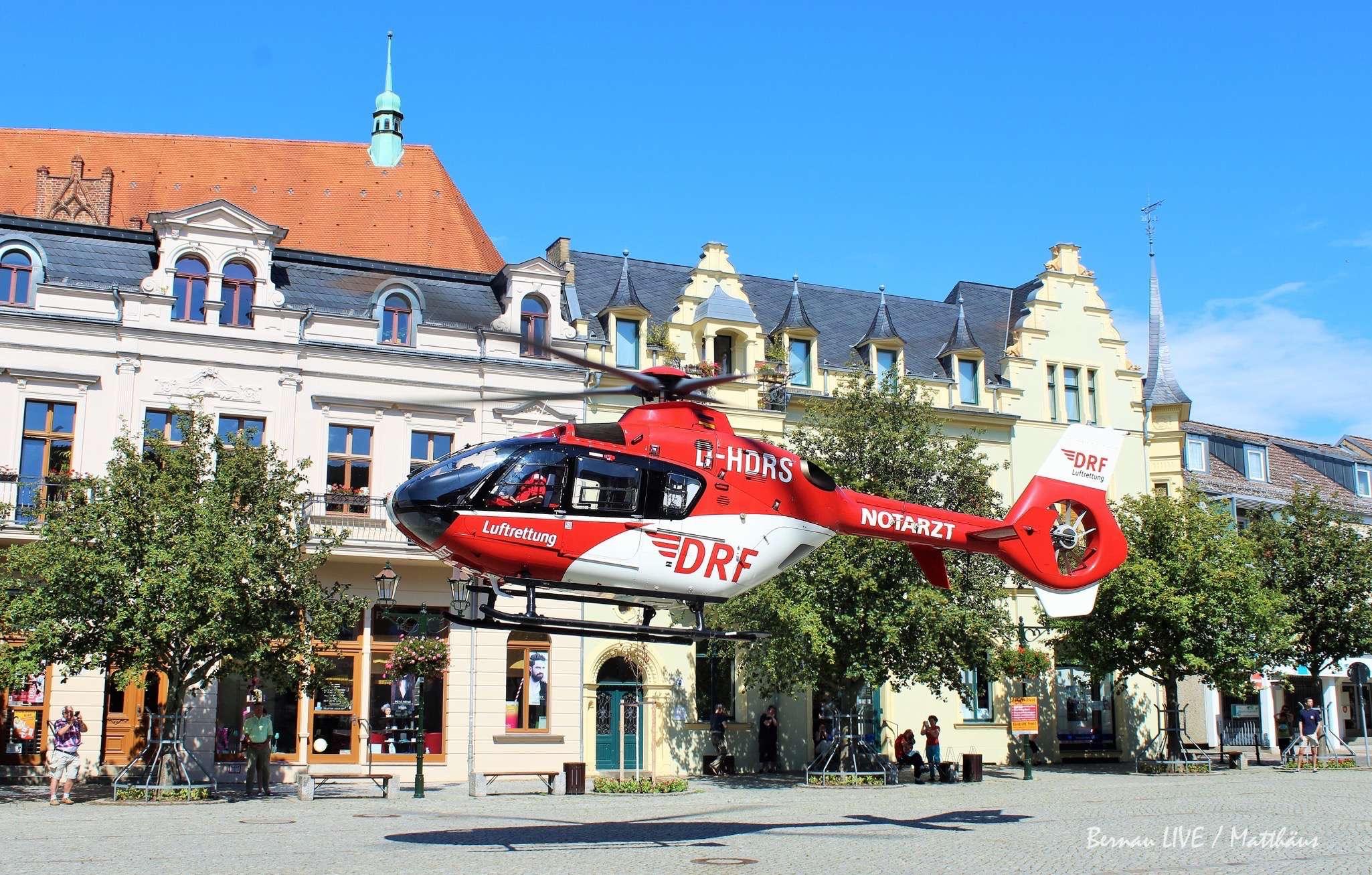 Photo of Bernau: Was wurde aus der Landung von Christoph 64?