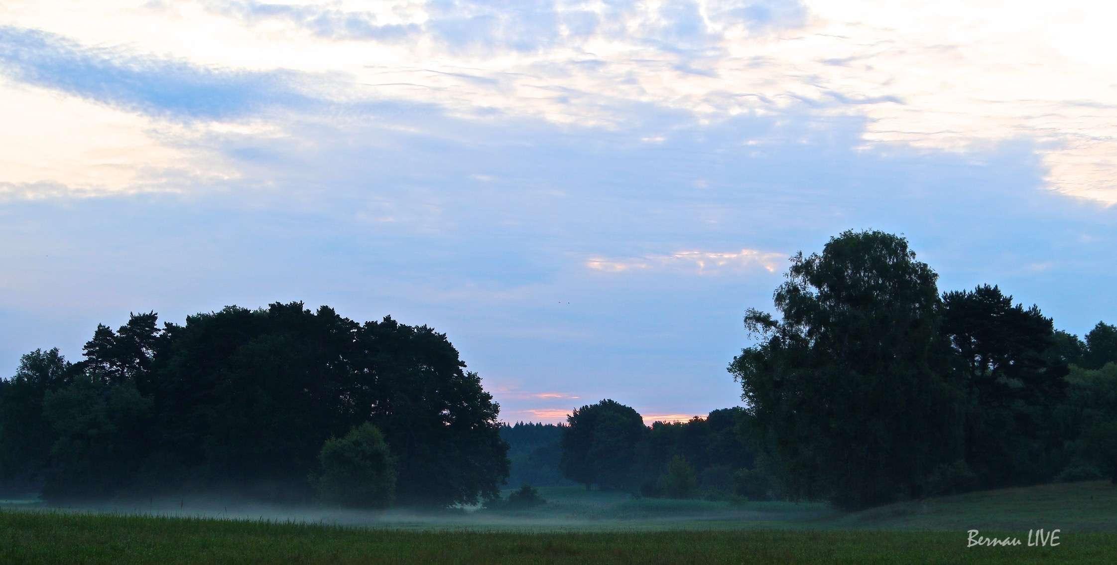 Bernau: Guten Morgen, zusammen und einen schönen Dienstag -