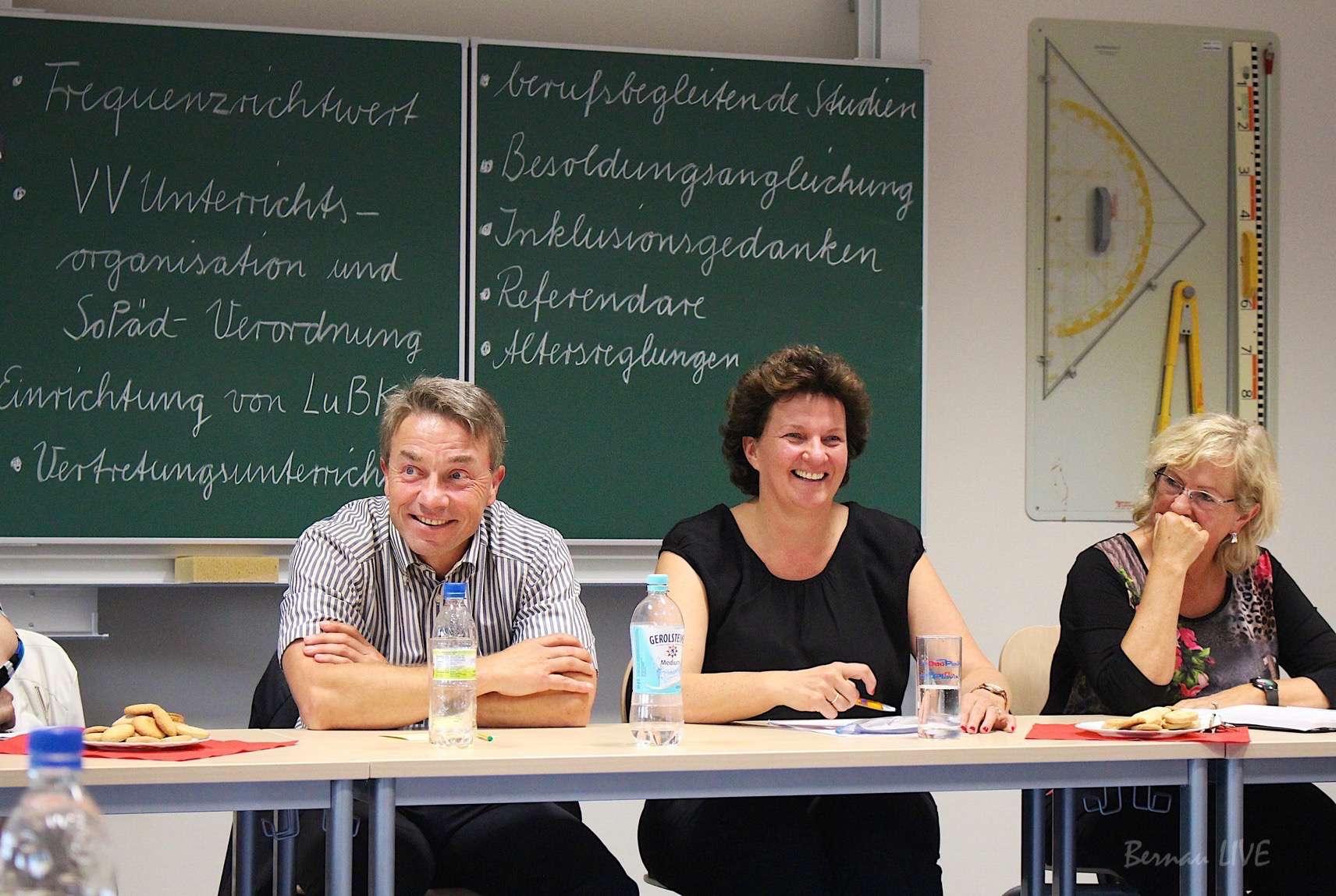 Photo of Schönow: Nachhilfeunterricht für Bildungsminister Baaske