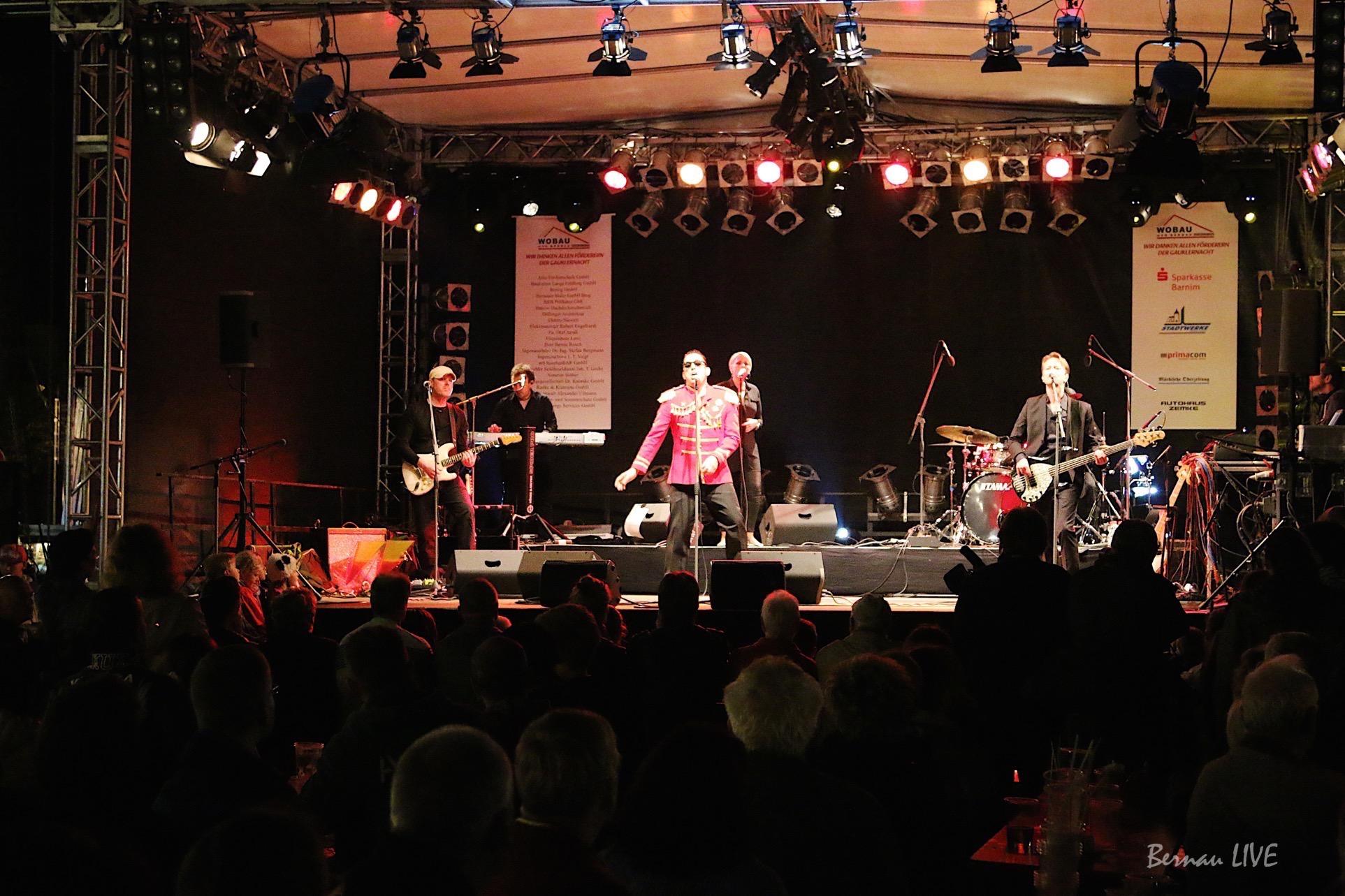 Mit Falco in die Nacht - LIVE vom 8. Gauklerfest in Bernau