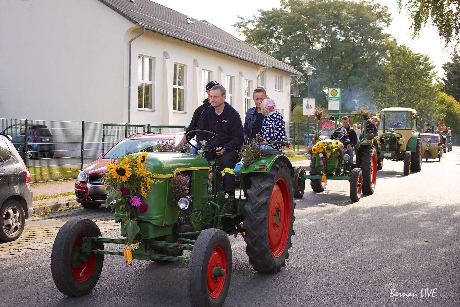 Bernau: Heidefest in Schönow