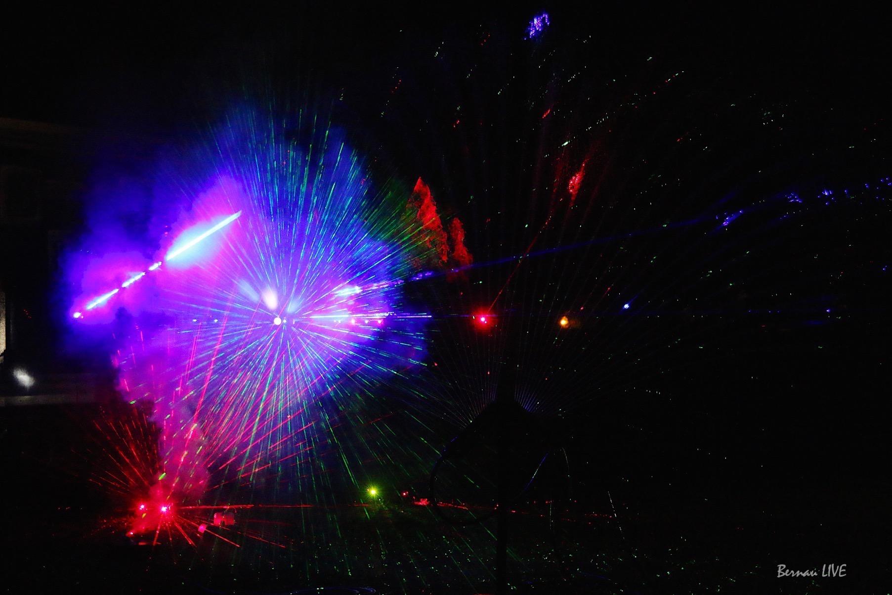 Photo of LIVE: Feuerwerk und Lasershow beim Herbstfest in Rüdnitz