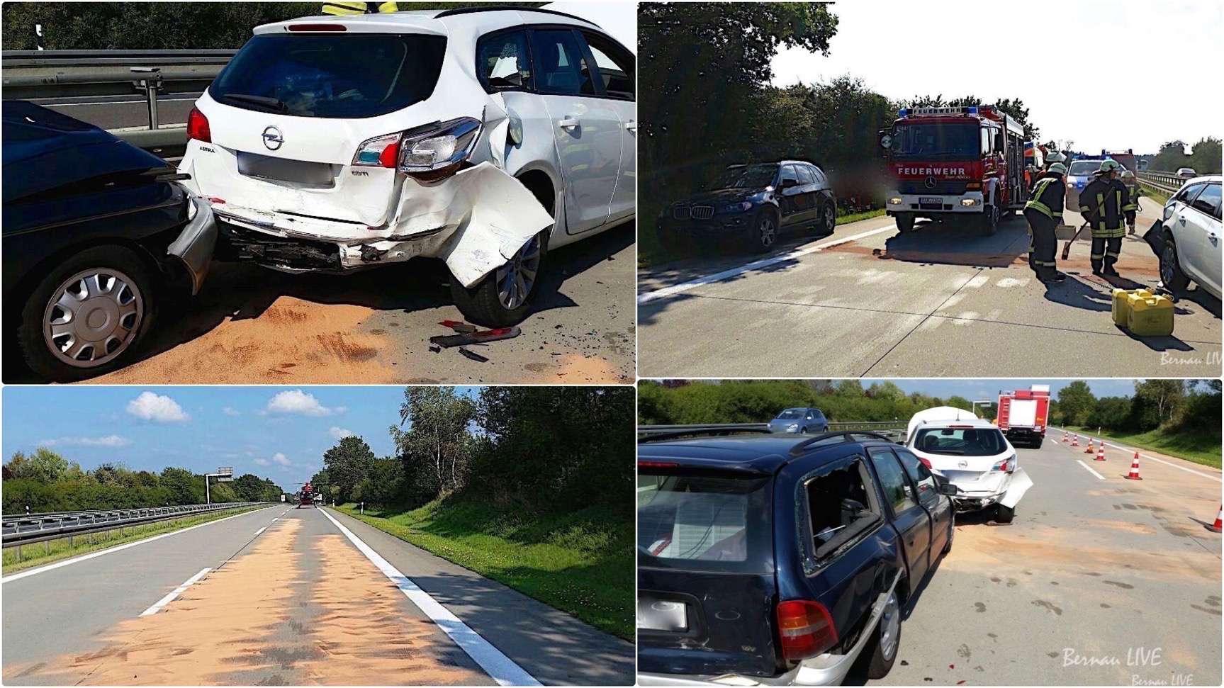 Photo of Barnim: Schwerer Verkehrsunfall auf der A11