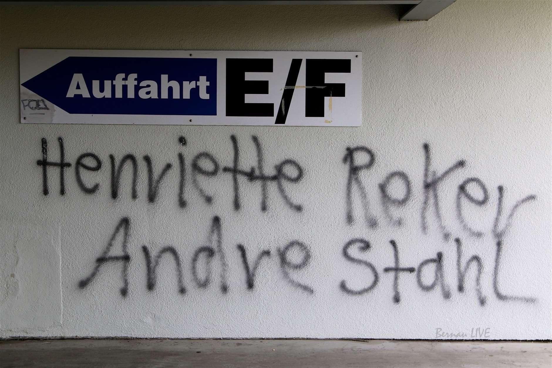 Bernau: Nachtrag: Drohungen gegen Bürgermeister André Stahl -Weitere Hassbotschaft entdeckt