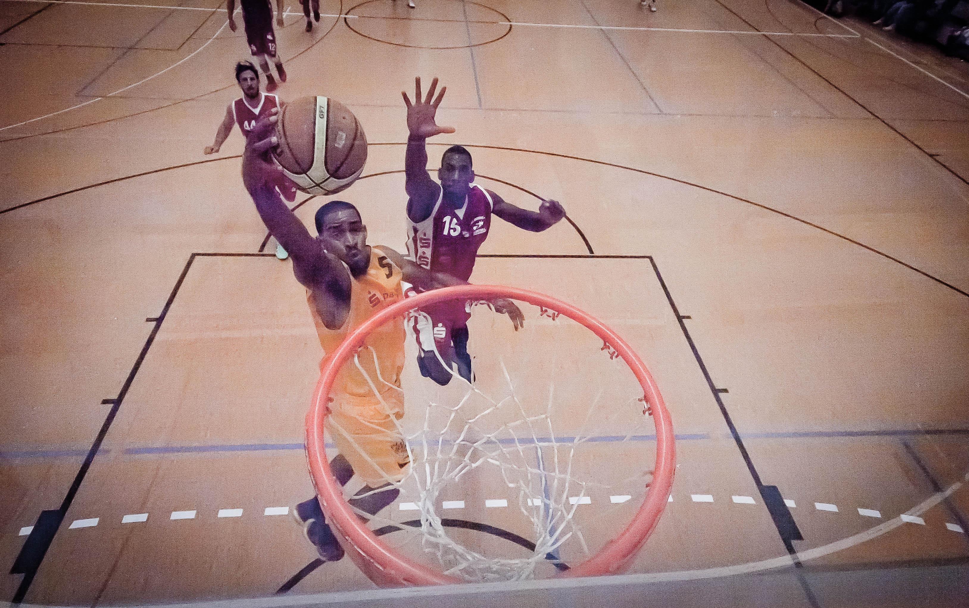 Basketball: Lok Bernau bleibt ungeschlagen