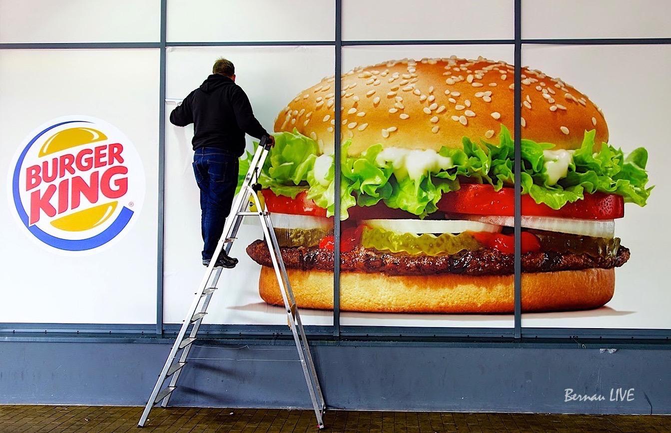 Willkommen Burger King In Bernau Bernau Live