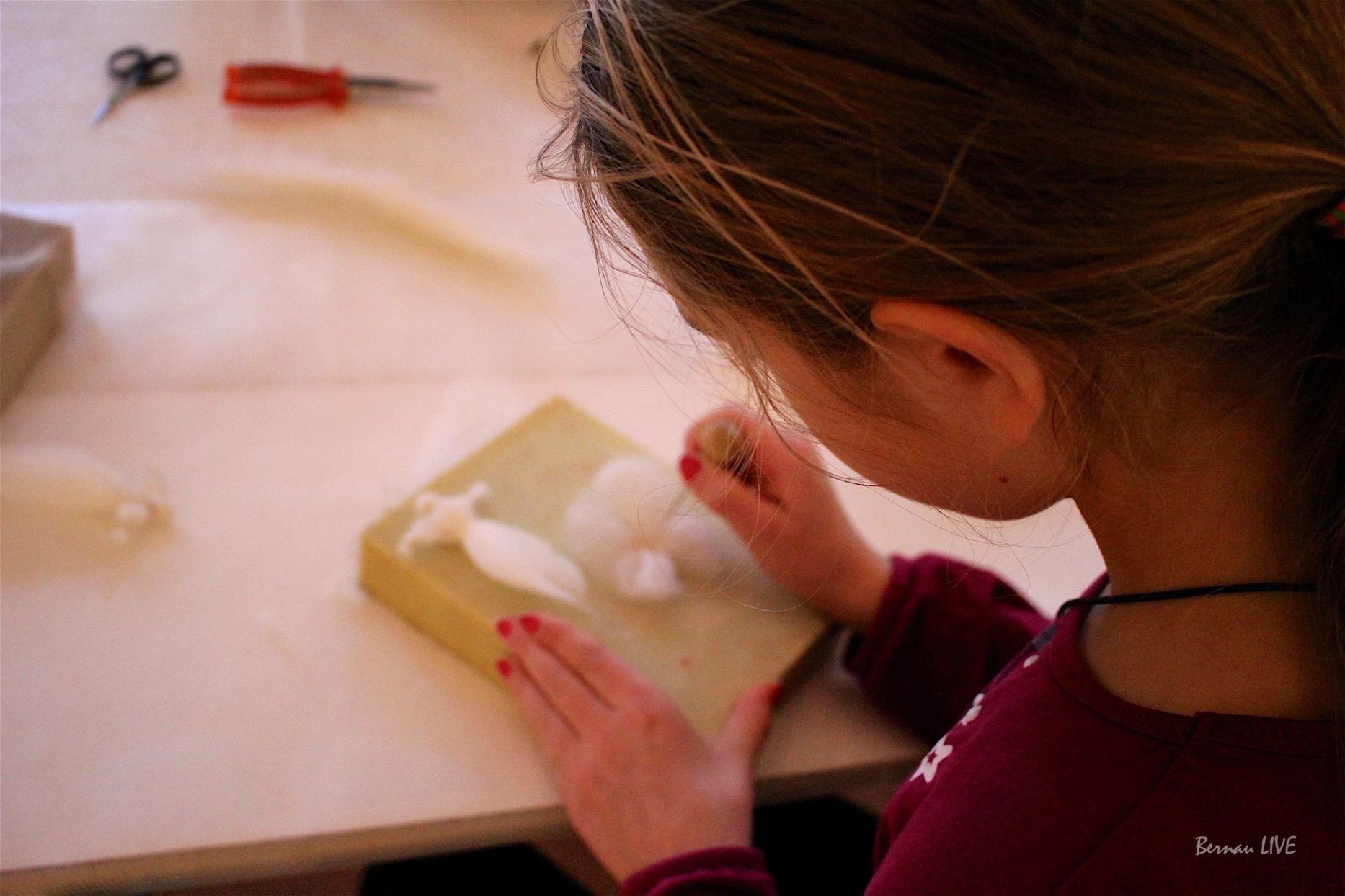 Winterferien in Bernau: Basteln in der Bibliothek Schönow