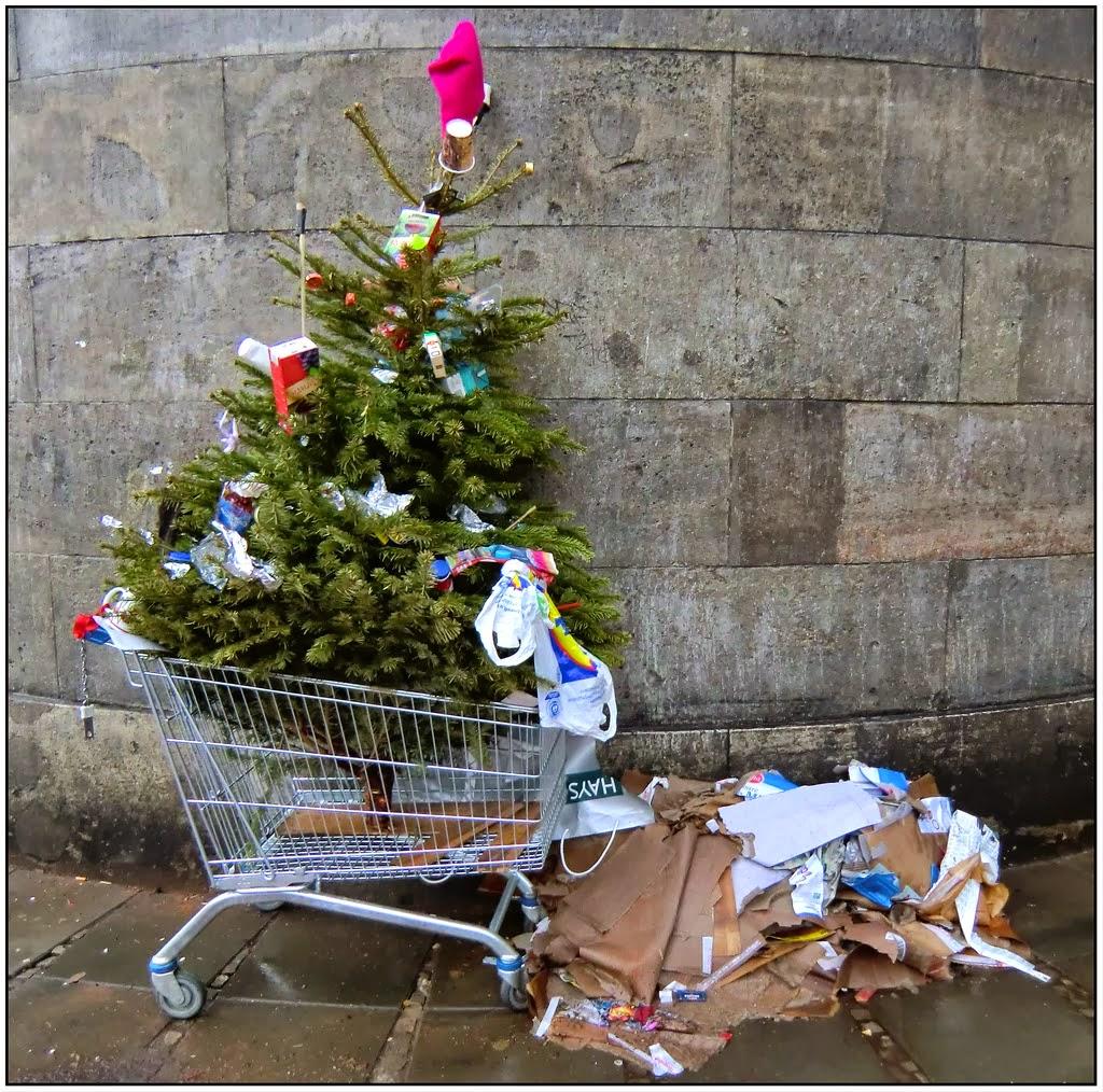 Der Letzte Weihnachtsbaum.Bernau Hier Findet Euer Weihnachtsbaum Seine Letzte Würdige Ruhe