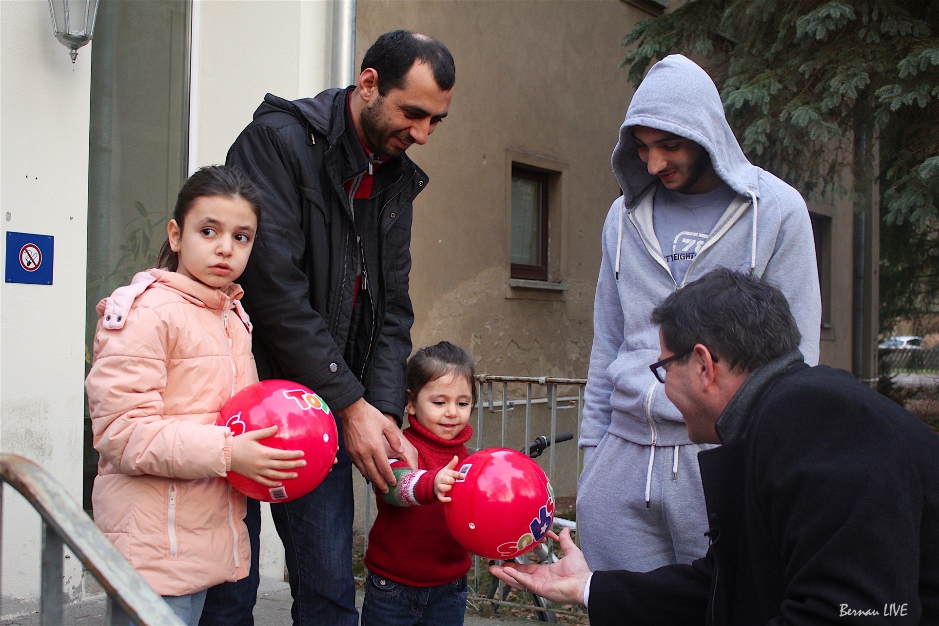Bernau: Fahrräder und mehr für die Flüchtlinge