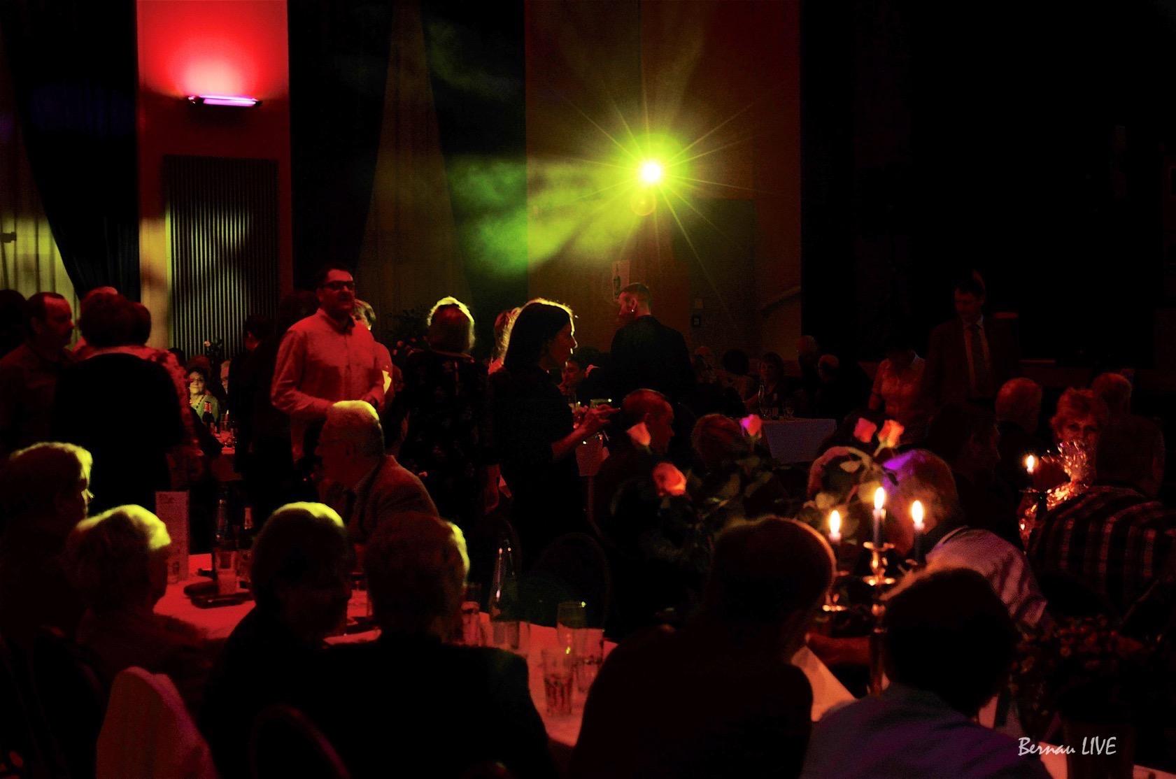 Ü40 Party in der Stadthalle Bernau