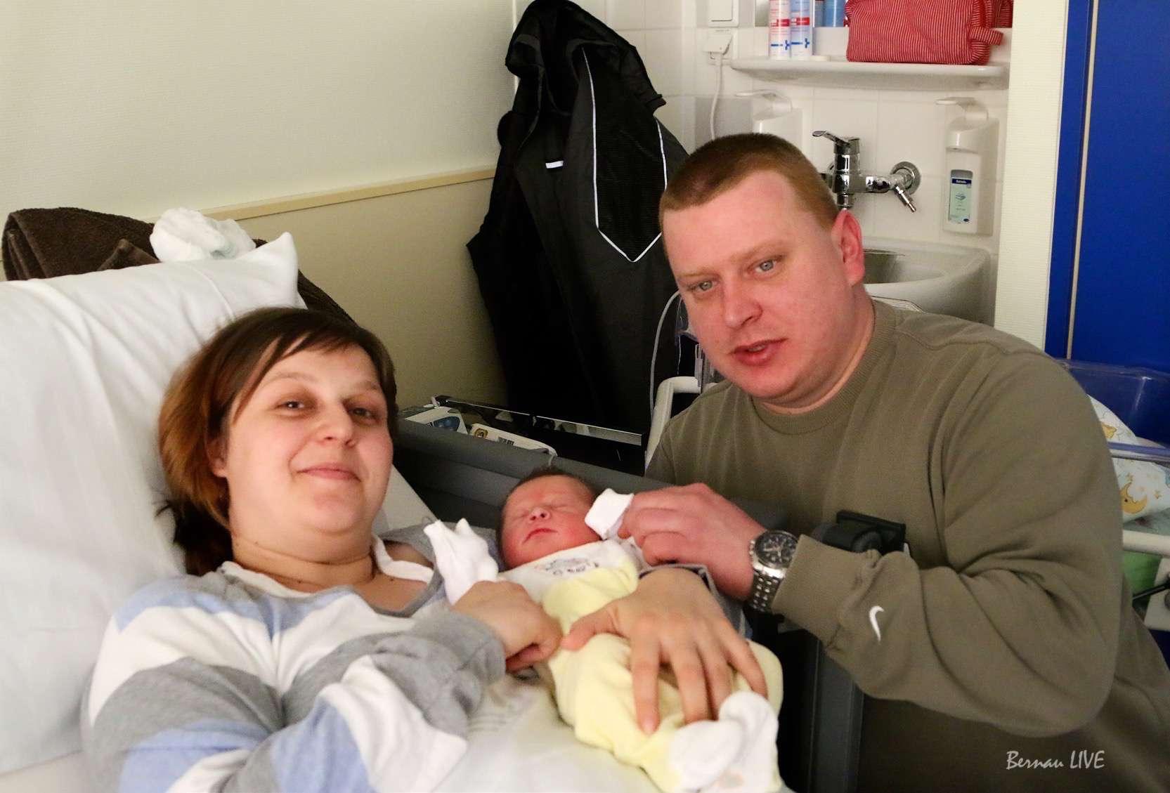 Neujahrsstress auf der Entbindungsstation im Immanuel Klinikum ...