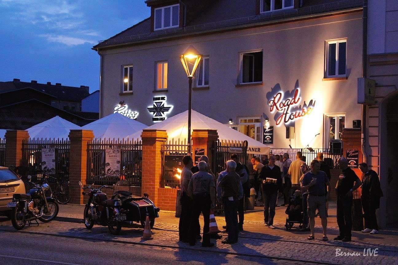 Das Roadhouse Bernau ist wieder on the Road