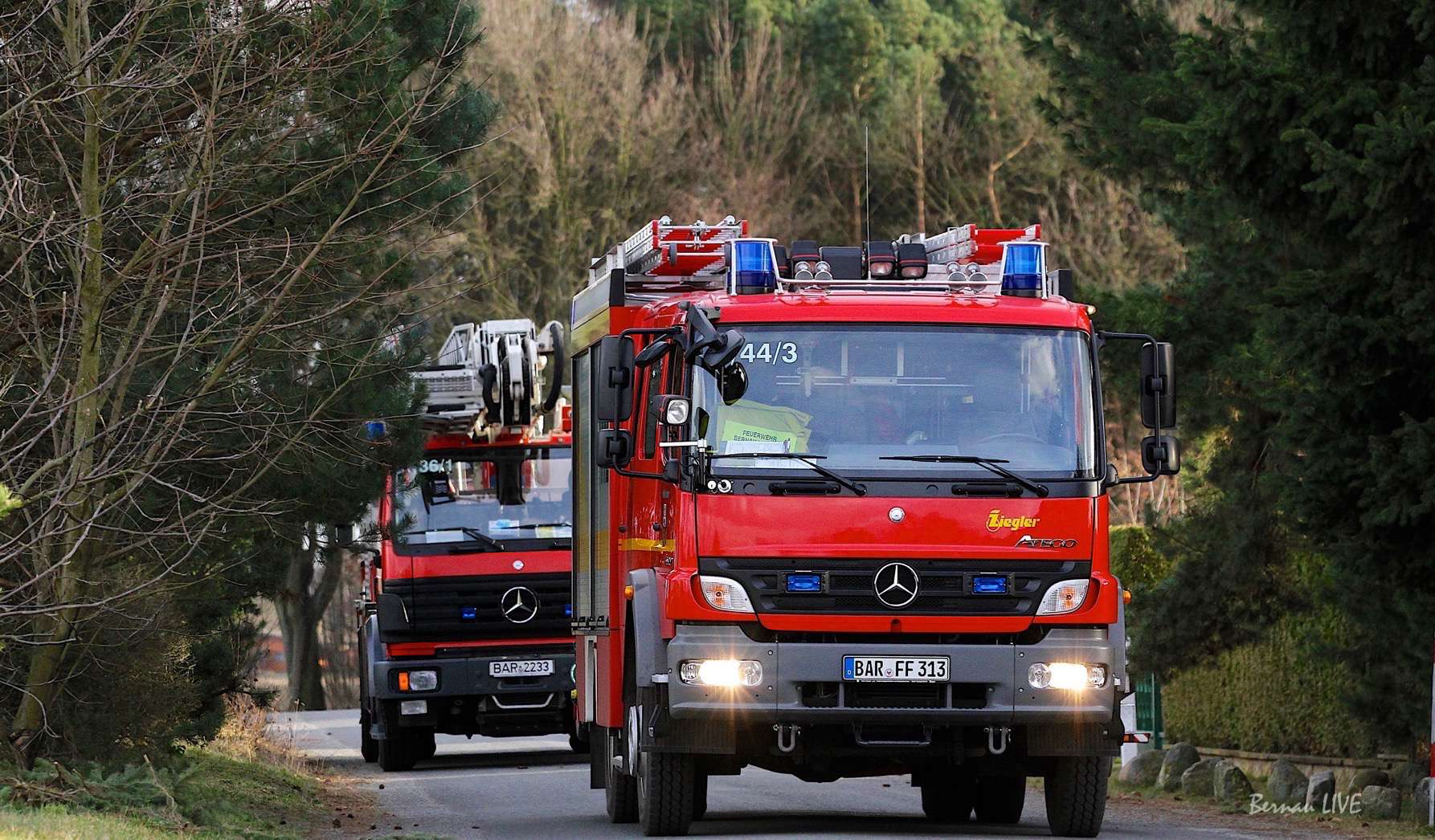 Photo of Bernau: CDU für bessere Feuerwehrentschädigung