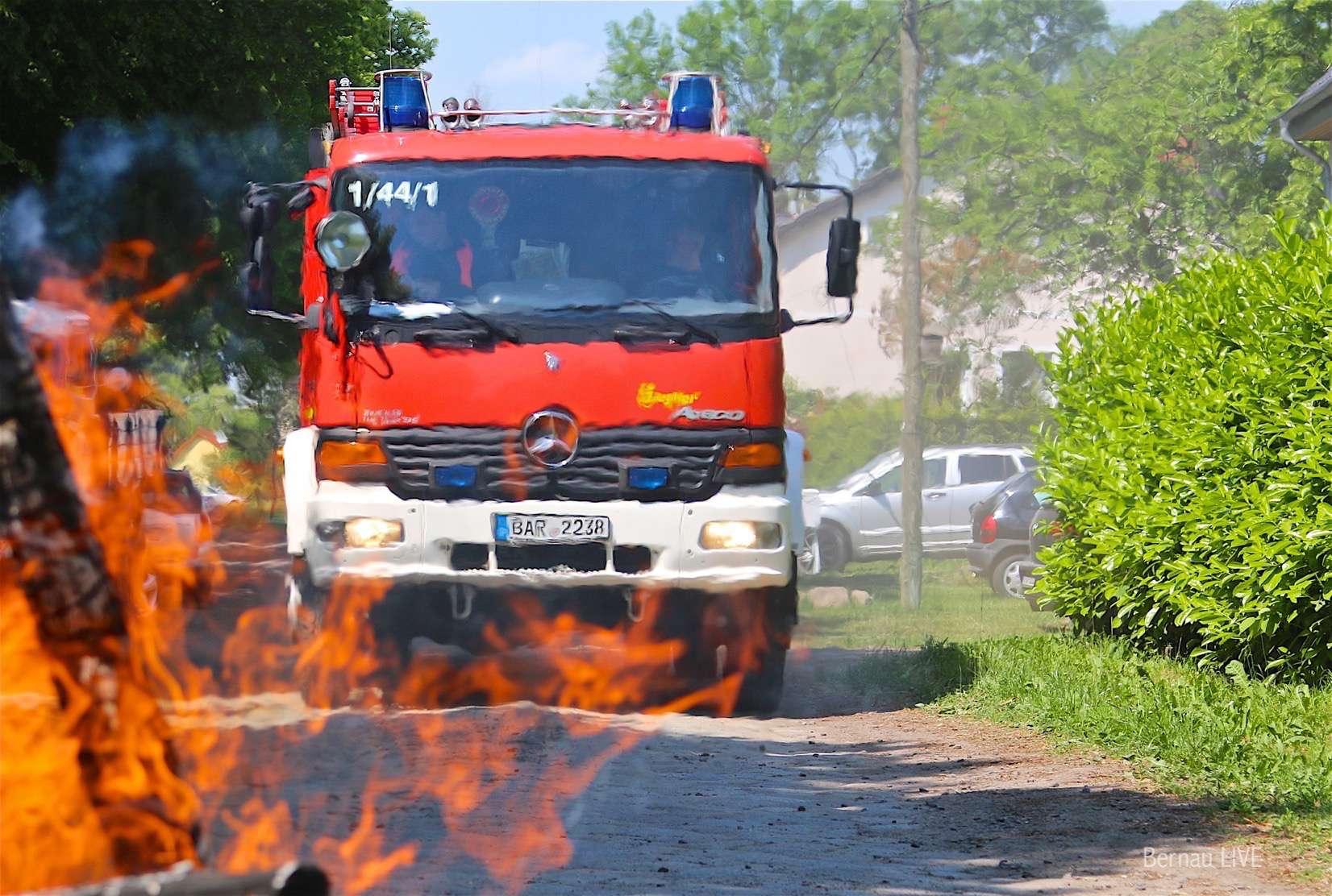 Feuerwehr Bernau