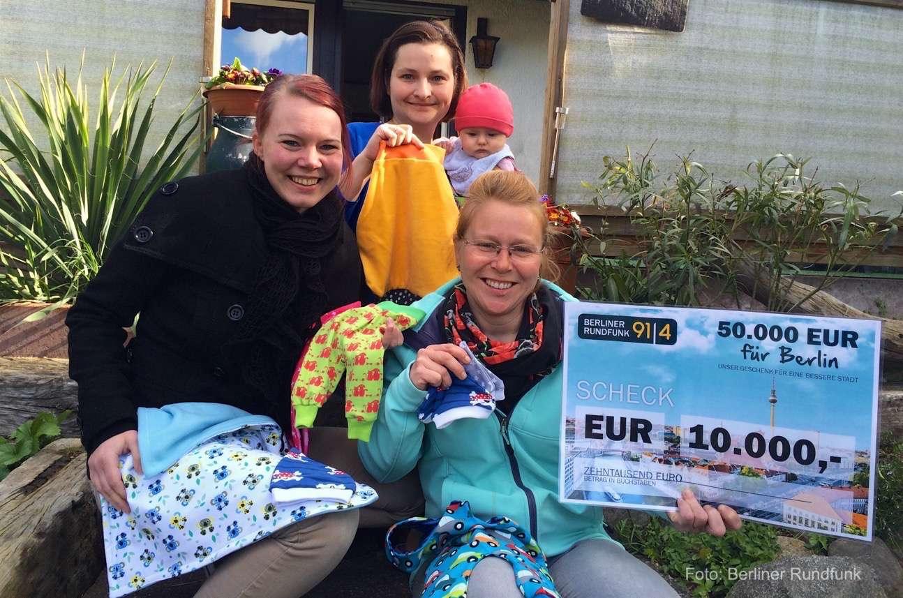Photo of Glückwunsch: Bernauer Verein gewinnt 10.000 Euro beim BRF 91,4
