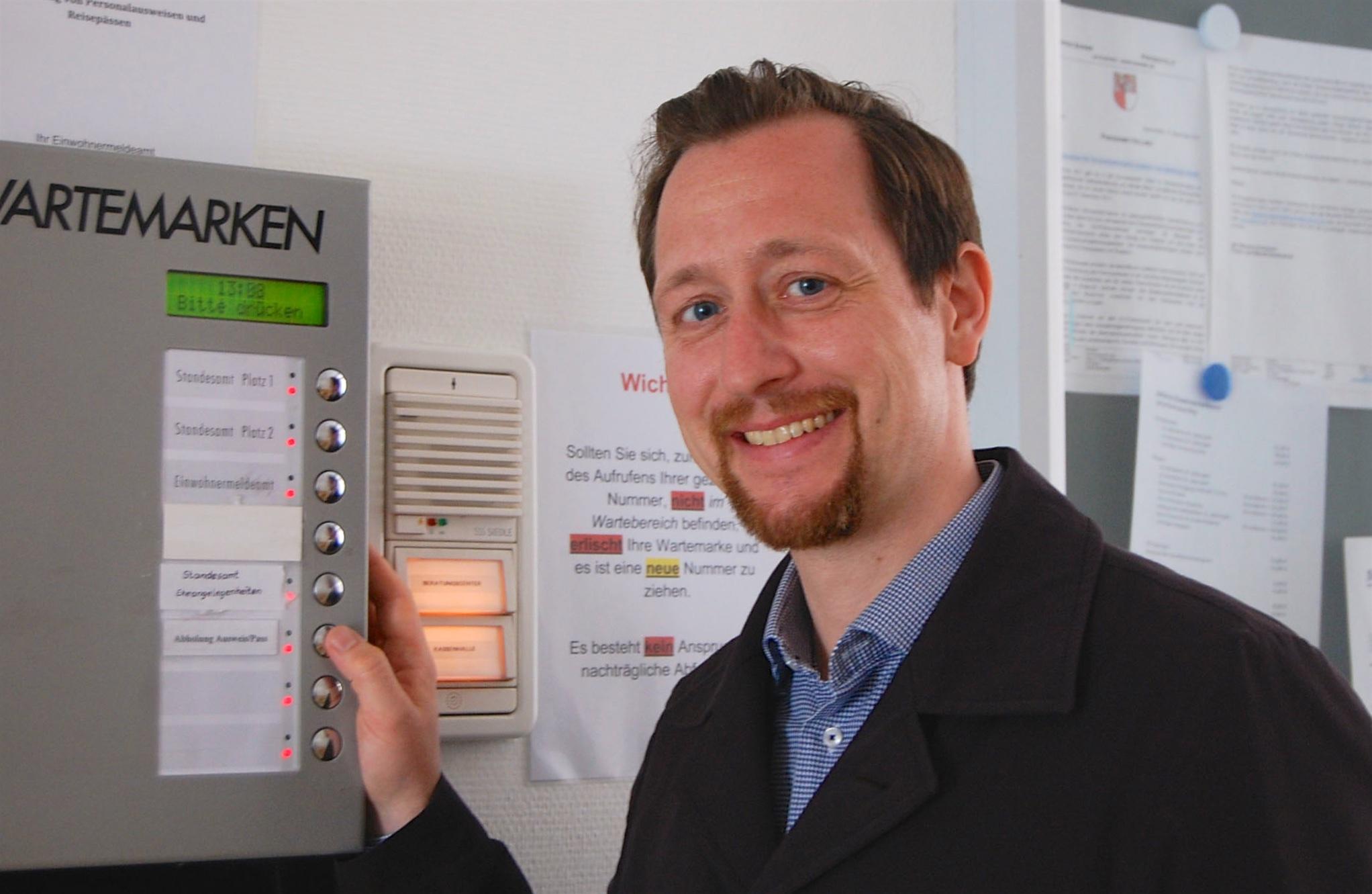 Photo of Mehr Service im Einwohnermeldeamt Bernau