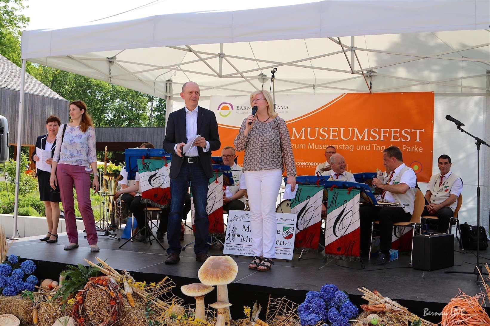 Museumsfest in Wandlitz