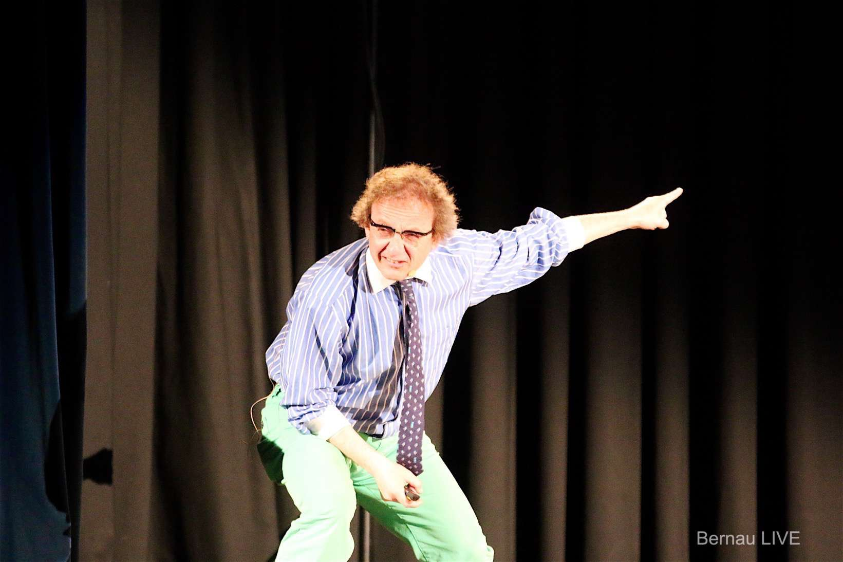 Photo of Wigald Boning LIVE in der Stadthalle Bernau