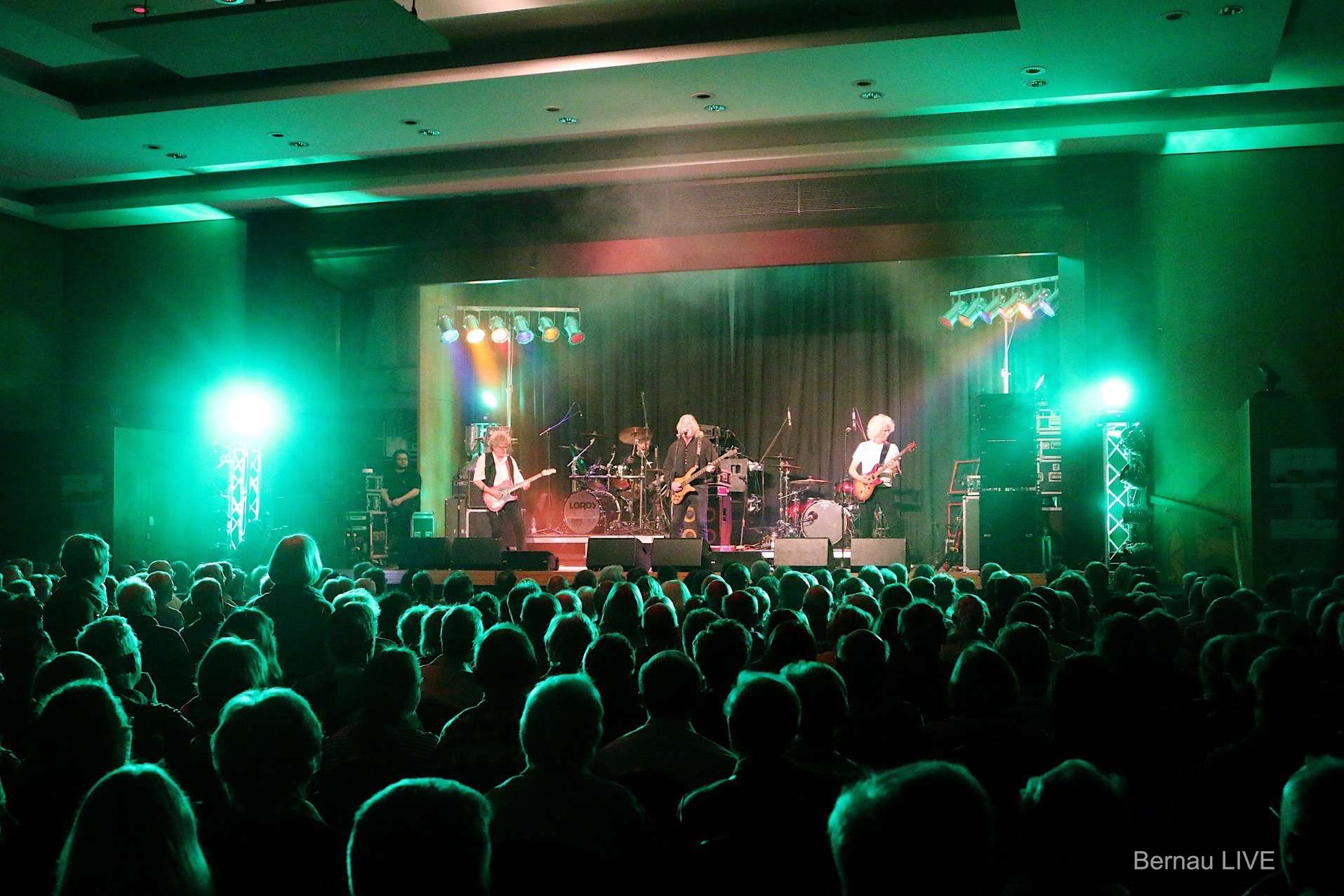 Photo of The Lords und The Rattles LIVE in der Stadthalle Bernau