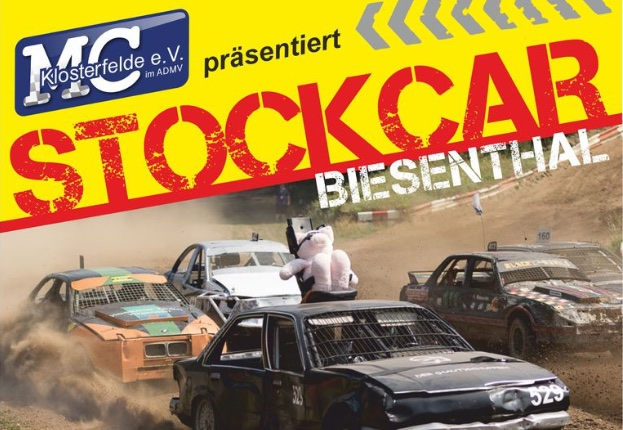 Stockcarrennen in Biesenthal