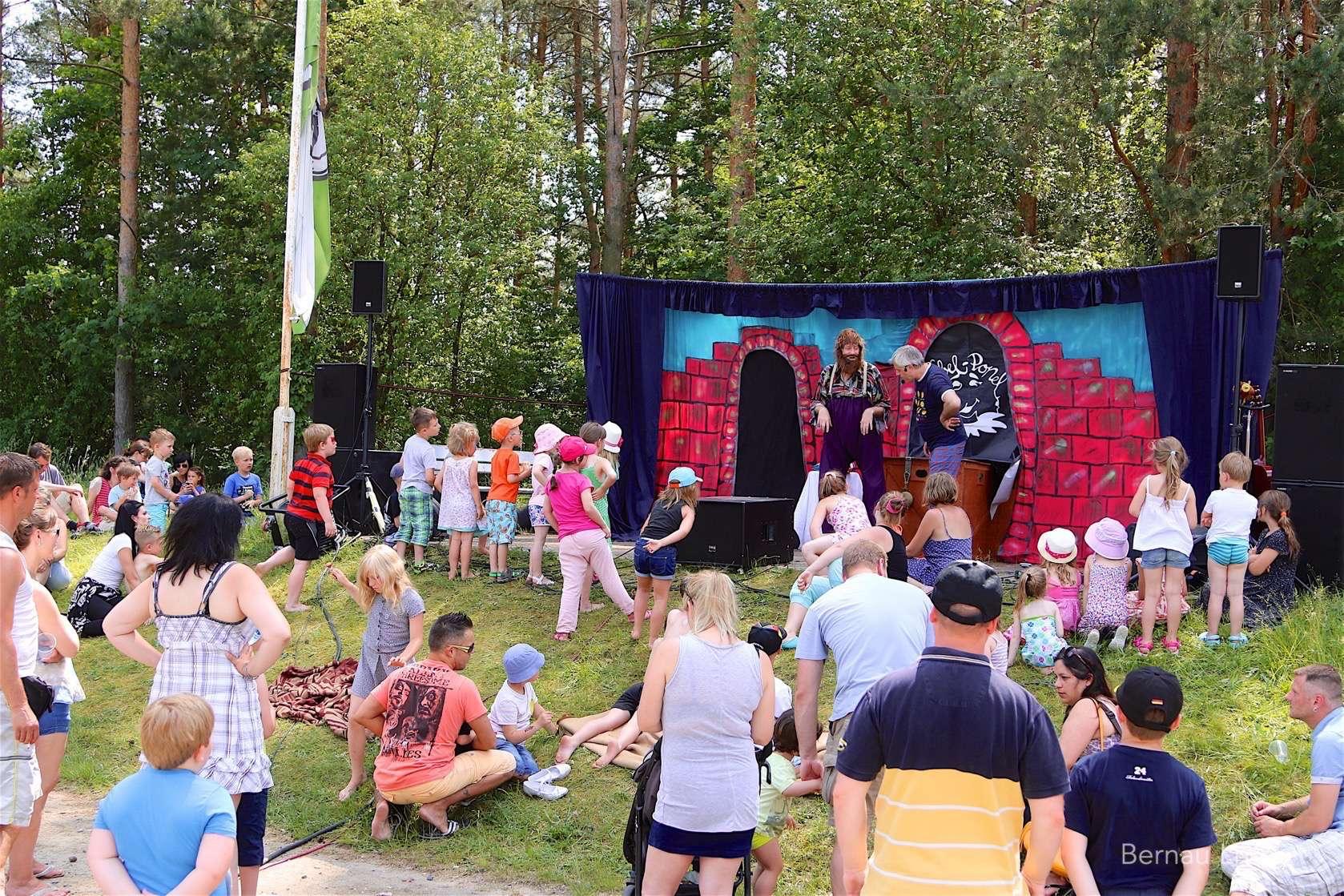 Kinderfest am Heideberg in Biesenthal