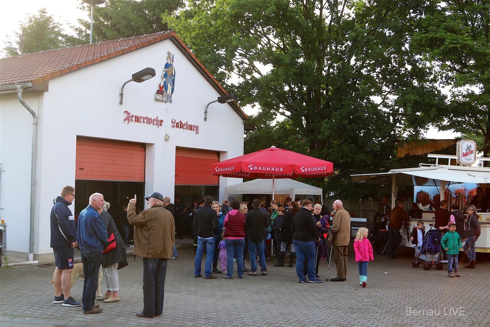 Bernau: Mittsommerfest in Ladeburg