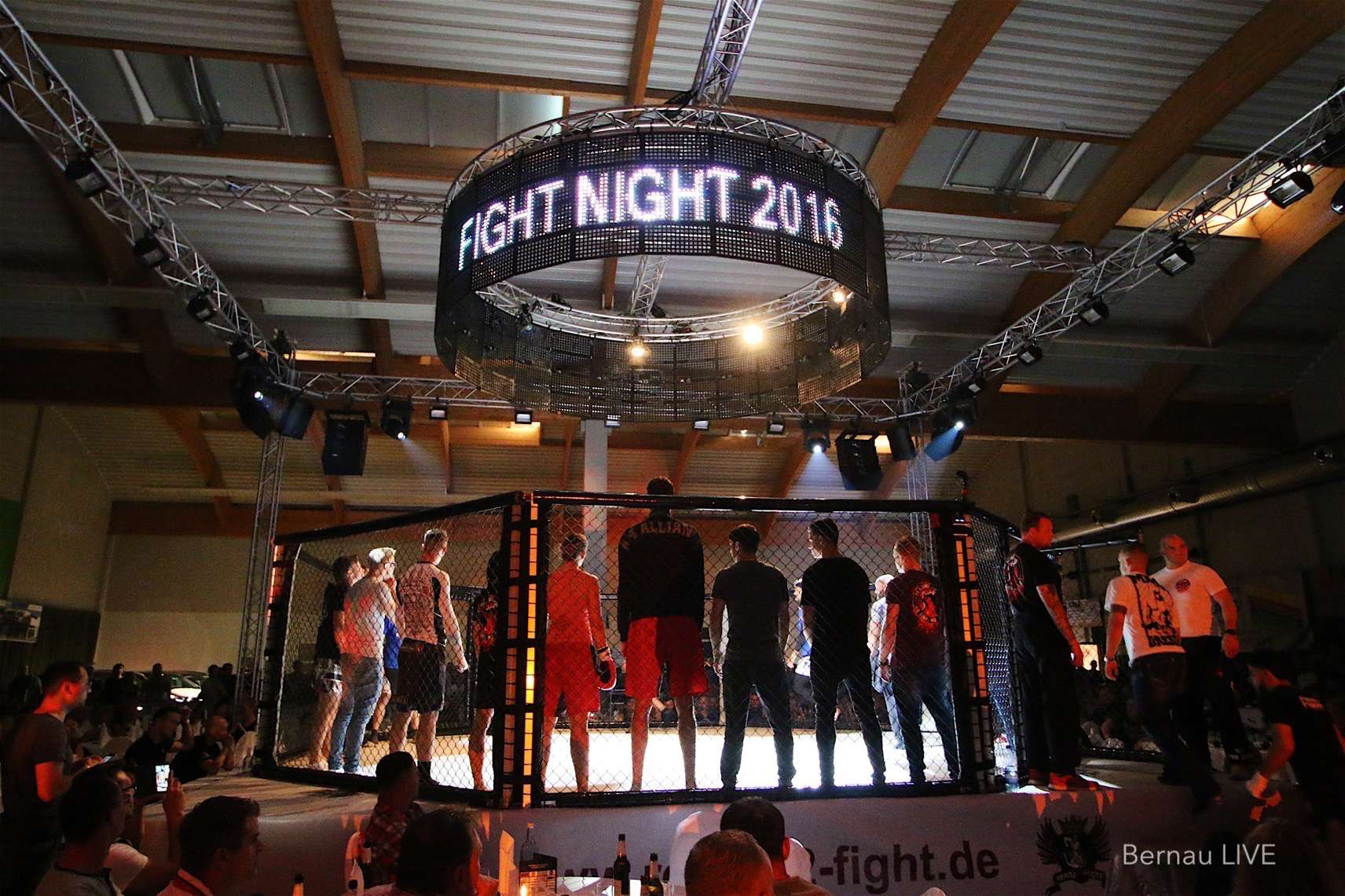 Bernau: 8. Bernauer Fight Night