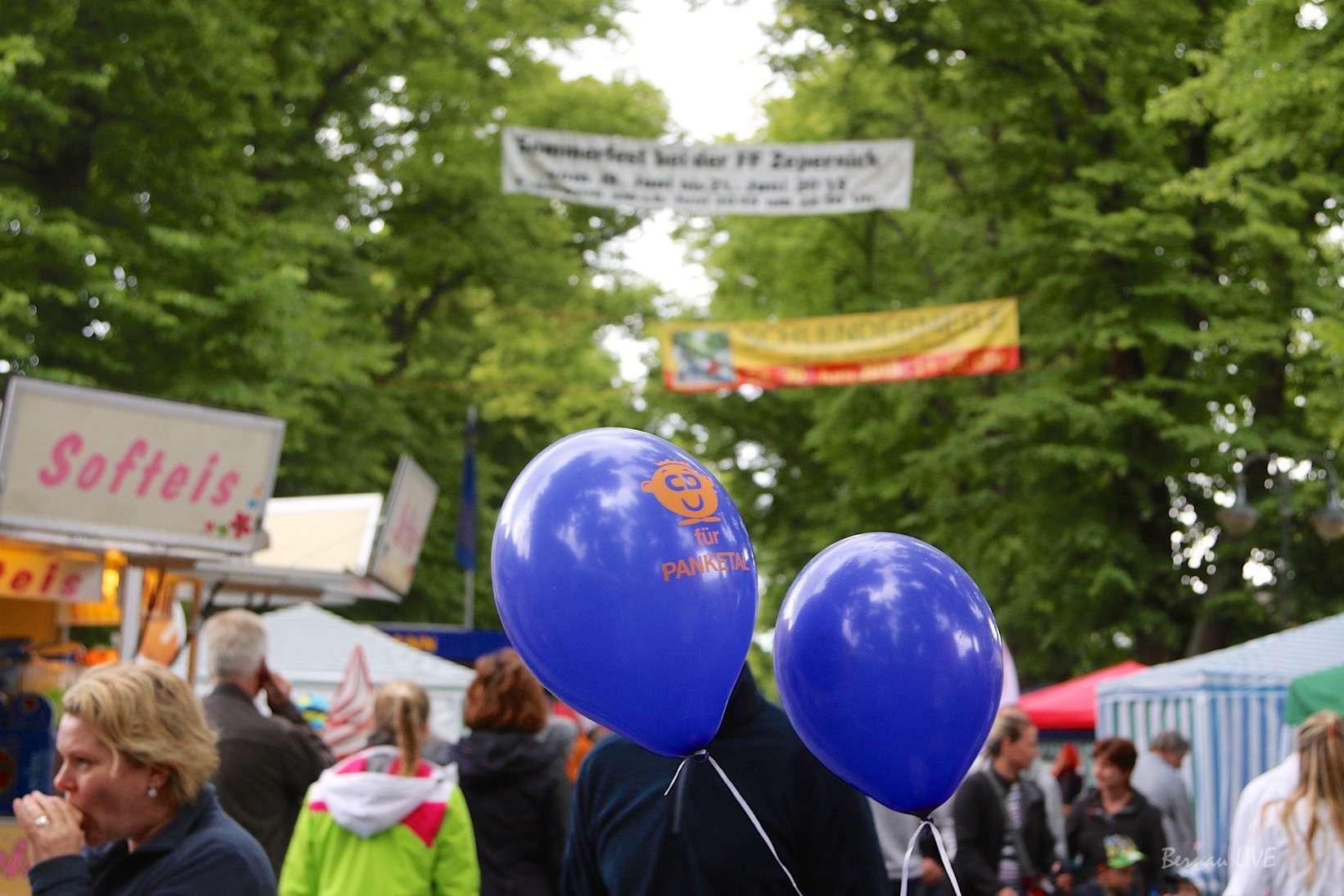 Schlendermeile Panketal - Sommerfest Feuerwehr Zepernick