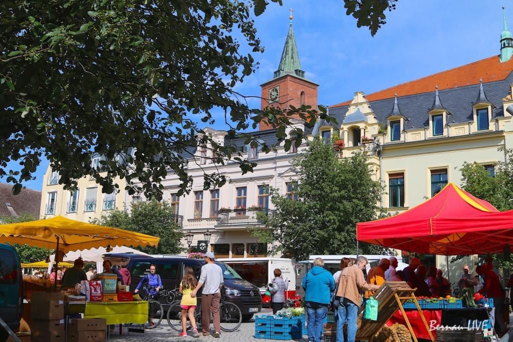 Bernau: Bernauer Wochenmarkt-Spezial startet in die neue Saison
