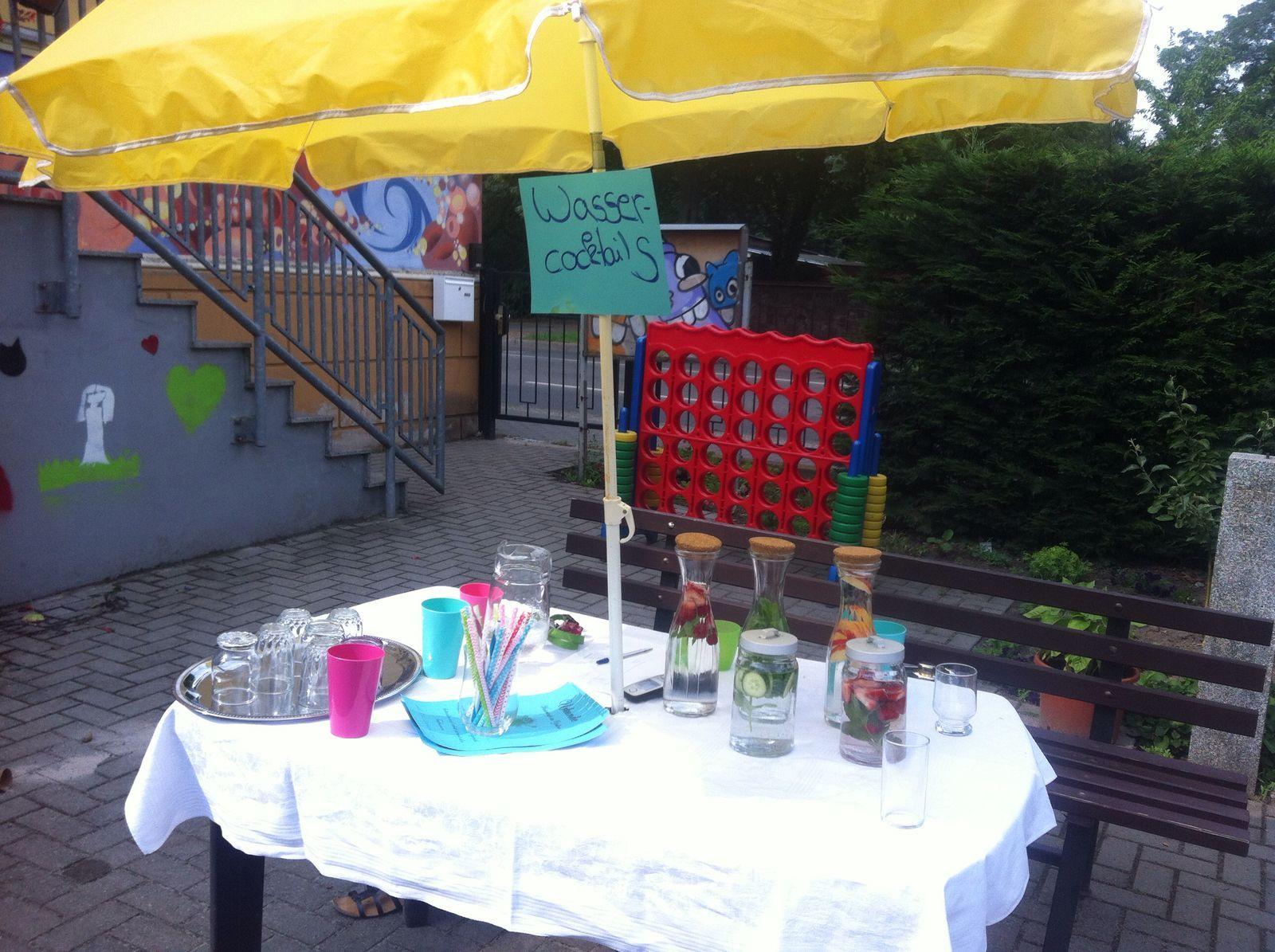 Rückblick: Wasser- Familienfest im YELLOW Bernau