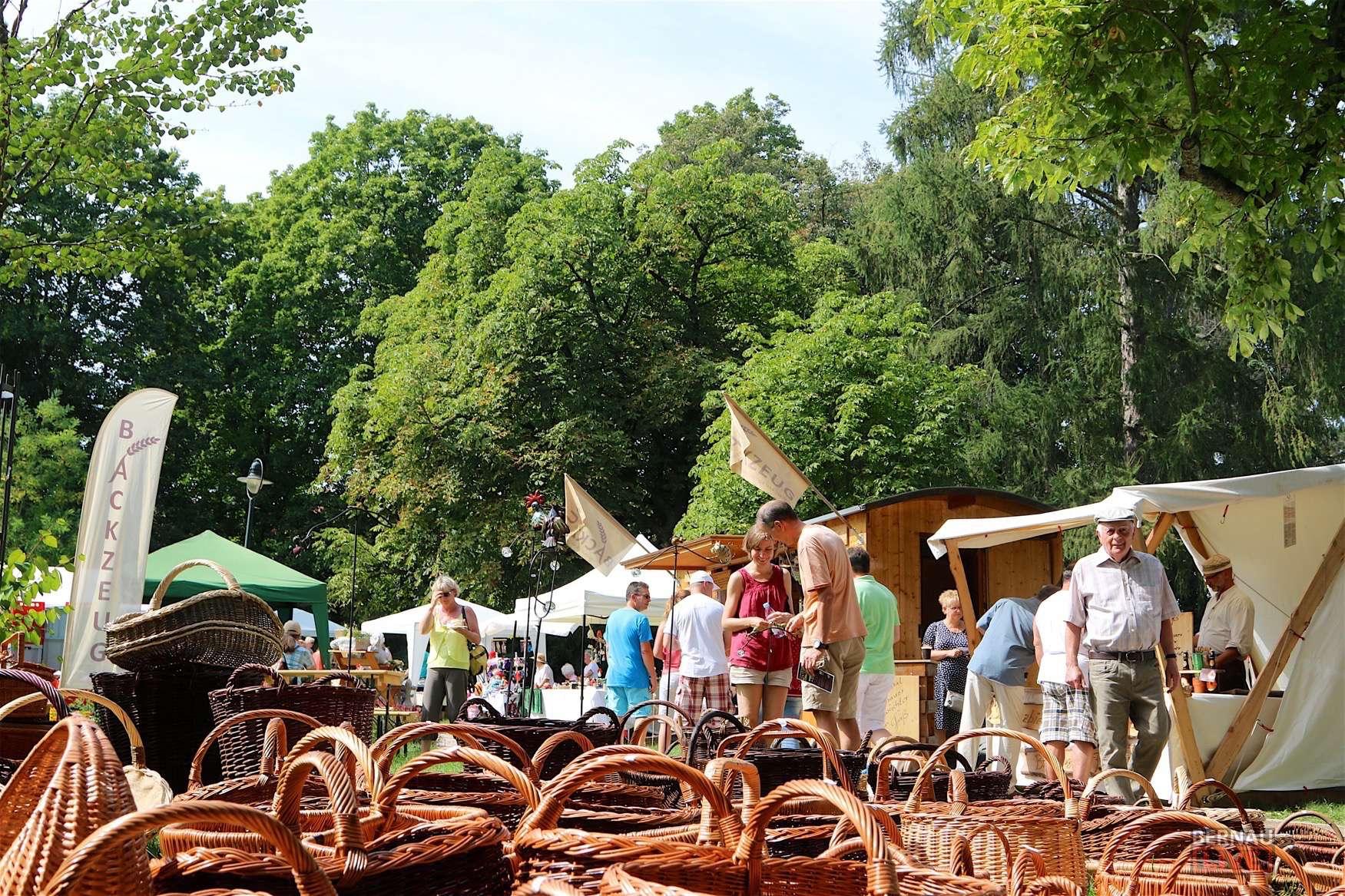 Bernau: Tag der Vereine & Kunst- und Handwerkermarkt
