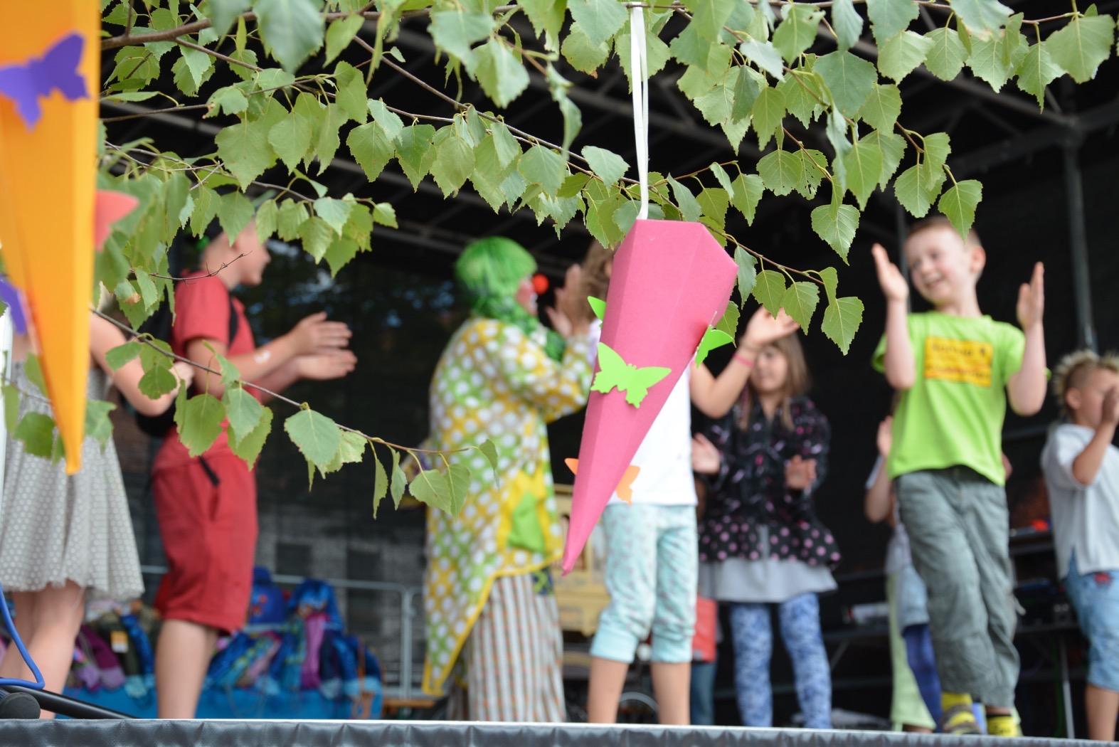Hurra, ich bin ein Schulkind – großes Familienfest in Eberswalde