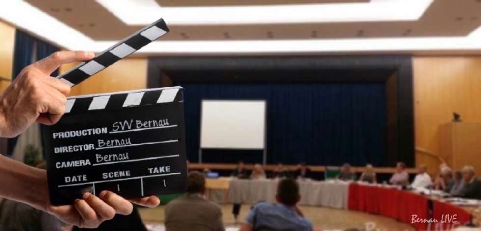 Bernau - BVB - Peter Vida: Stadtverordnetenversammlung startete mit Rathausneubau
